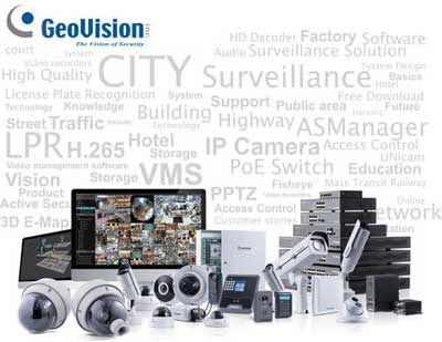 GeoVision Camera Bundle